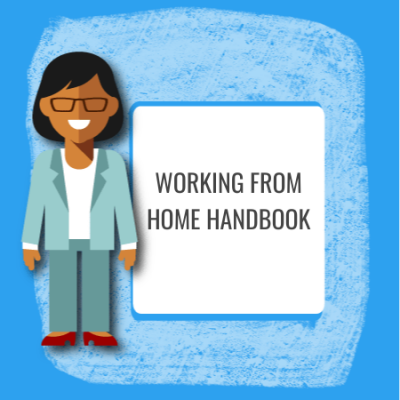 working from home handbook